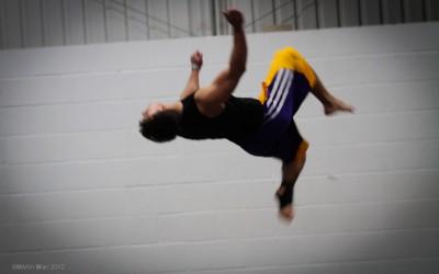 Adult gymnastics in Leeds