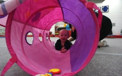 Fun 4 Babies classes starting at Leeds Gymnastics Club
