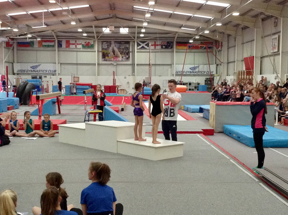 gymnastics in leeds for adults