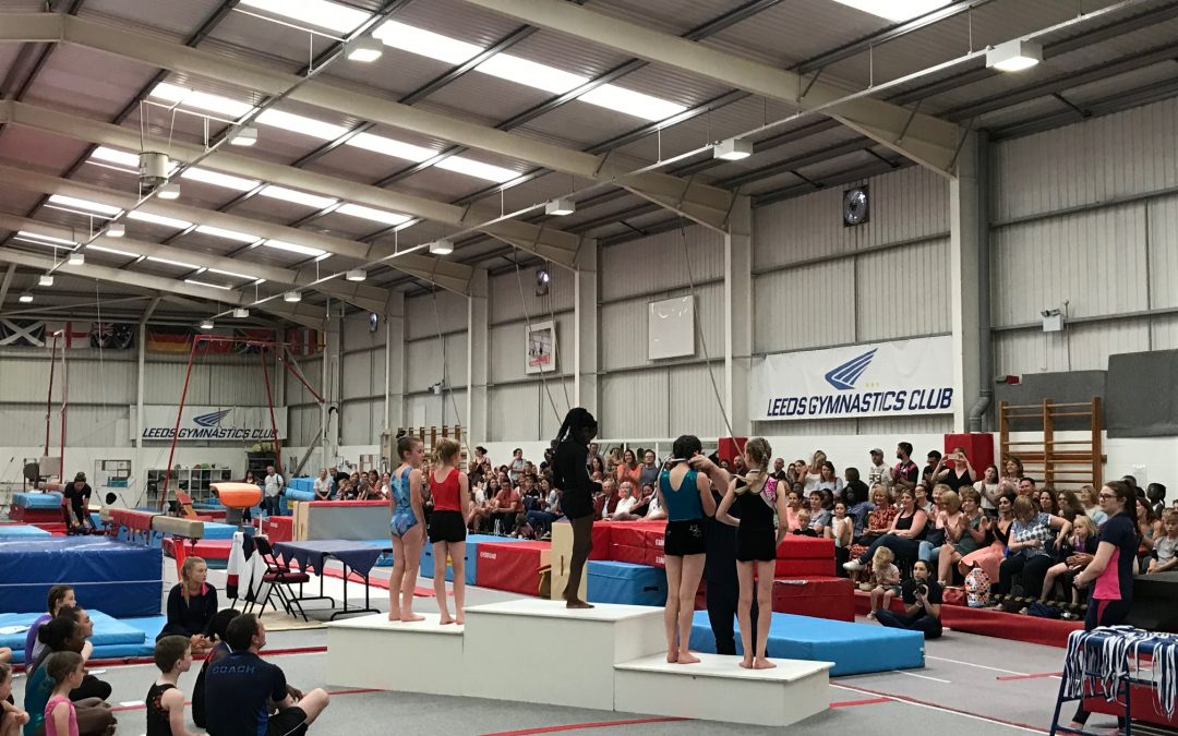 Gymnastics For All Competition 2018