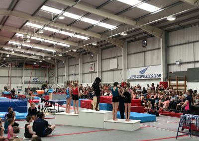 Gymnastics for All Competition at Leeds 2018