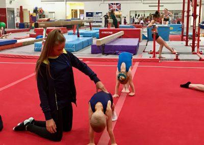 leeds gymnastics - young leaders 4