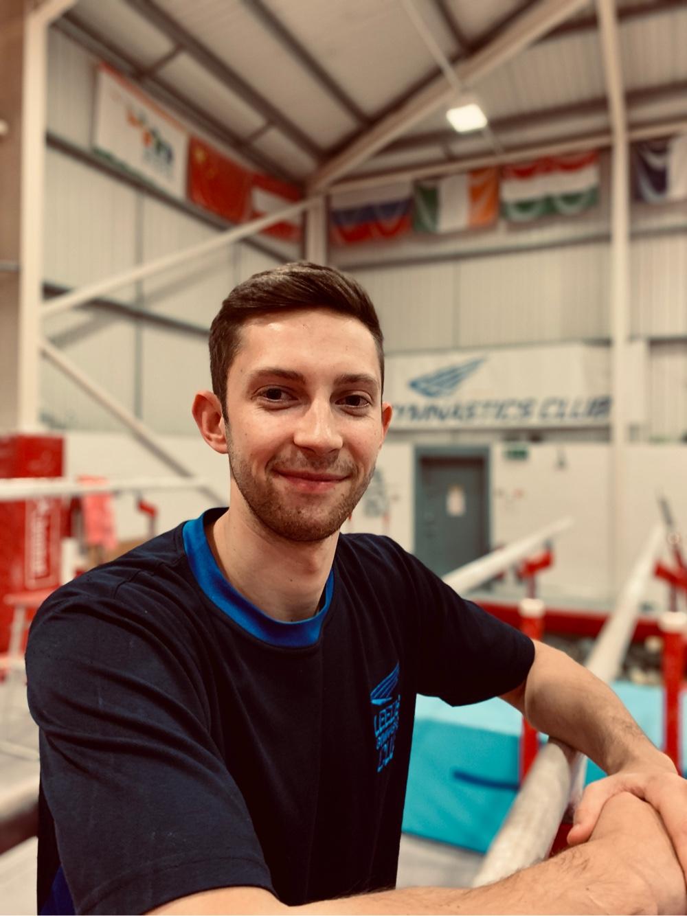 Jaron Morgan Leeds Gymnastics Coach and Personal Trainer