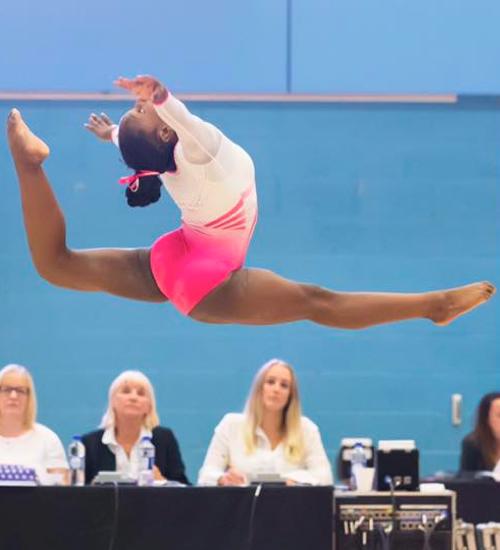 LGC WA Gymnast of the Year