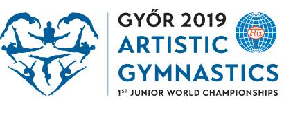 2019_Junior_World_Artistic_Gymnastics_Championships_logo