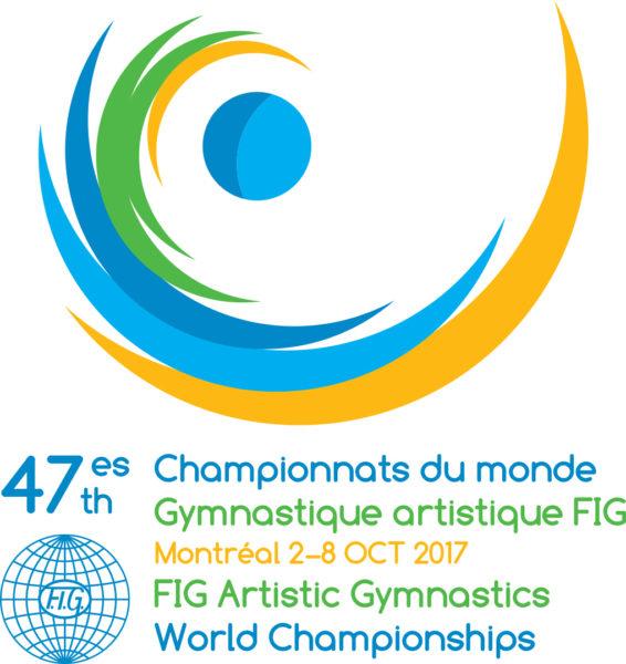 2017 World Gymnastics Championships logo
