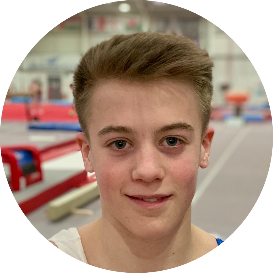 Luke Whitehouse Gymnast of the Year 2020