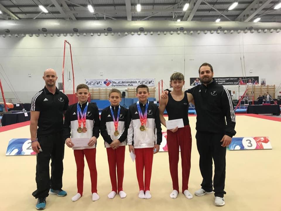 MA Grades Elite National Finals 2019