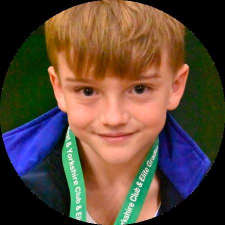 national squad gymnast Seth Ingle