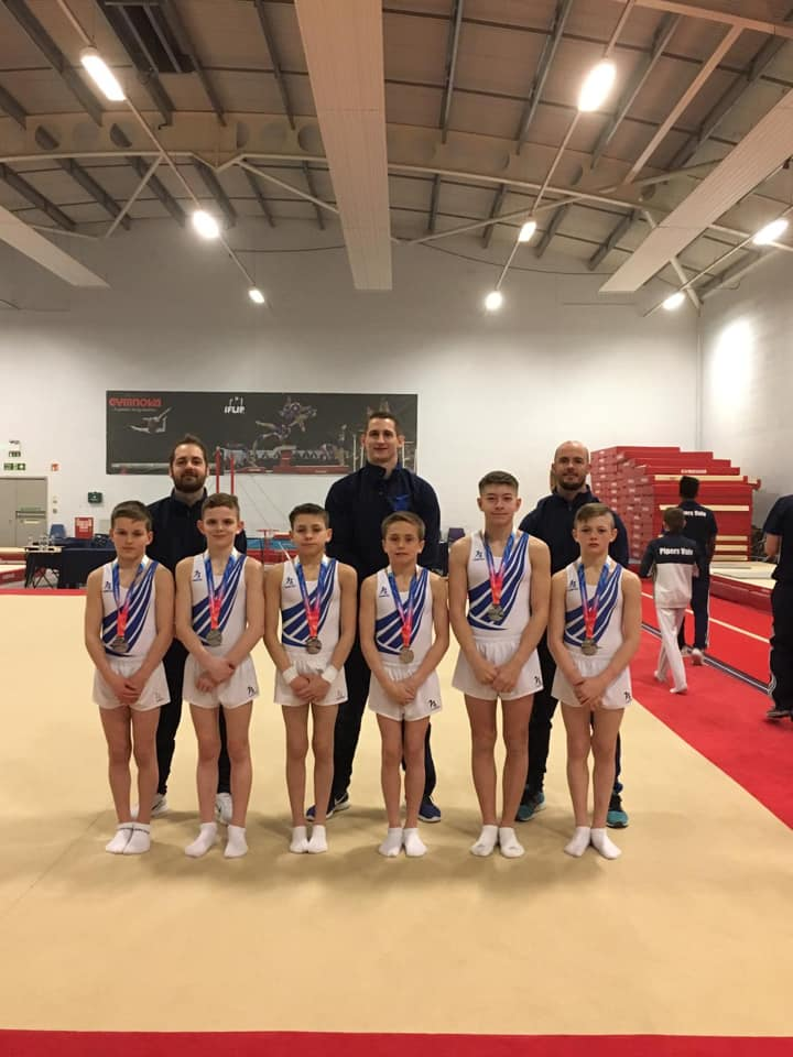 second place for Leeds at the Junior British Team Championships