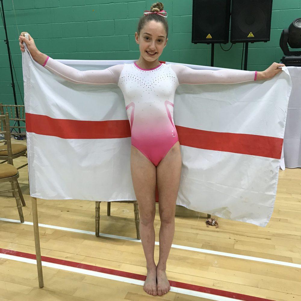 English Champs 2019 Poppy Wilkinson