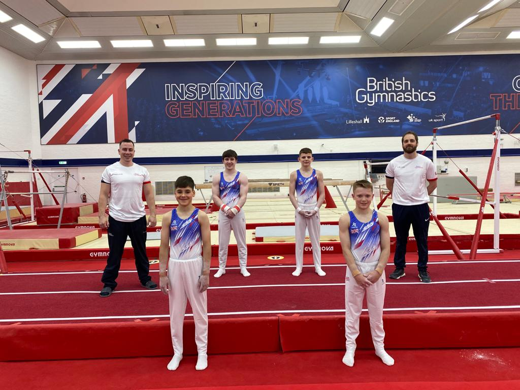 GB have won the Berlin Junior Team Cup 2021