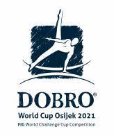 World challenge cup, Osijek, Croatia