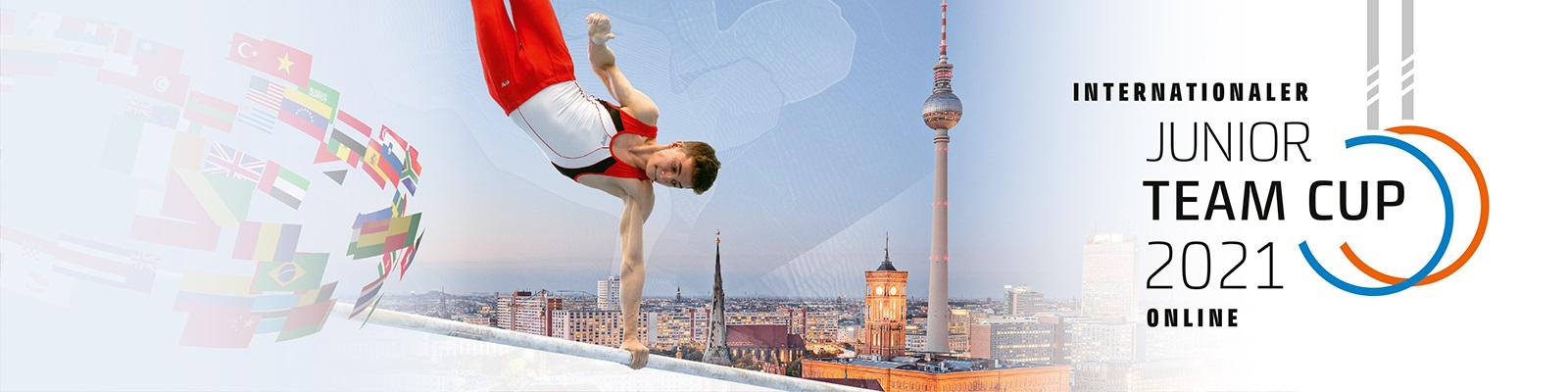 berlin junior team cup 2021 gymnastics competition