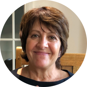 Bev Nicholson - Leeds Gymnastics board member