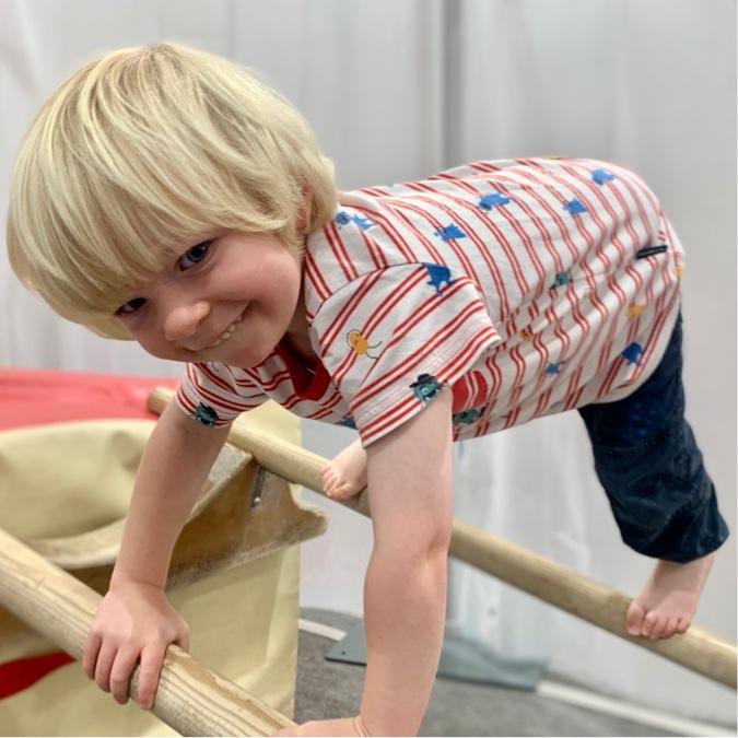 The Hub - Leeds Gymnastics at John Smeaton Centre for Pre School Age Children